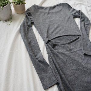 ARITZIA Wilfred Free Liya Dress - Bodycon, Maxi